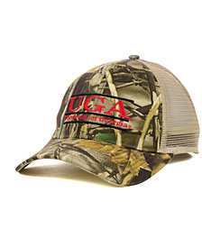 Game Georgia Bulldogs Camo-Print Mesh Cap