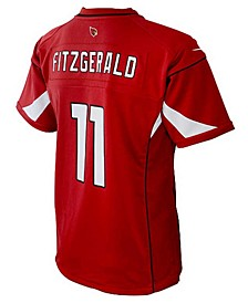 Toddlers' Larry Fitzgerald Arizona Cardinals Jersey