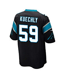 Nike Kids' Luke Kuechly Carolina Panthers Game Jersey, Big Boys (8-20)