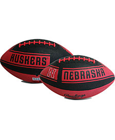 Jarden Sports Kids' Nebraska Cornhuskers Hail Mary Football