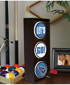Memory Company Tennessee Titans Flashing Let's Go Light