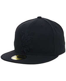 New Era Detroit Tigers Black on Black Fashion 59FIFTY Cap