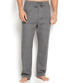 Polo Ralph Lauren Men's Big & Tall Flannel Pajama Pants
