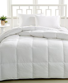 Luxe Down Alternative King Comforter, Hypoallergenic, 450 Thread Count 100% Cotton Cover, Created for Macy's