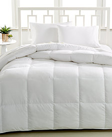 CLOSEOUT! Hotel Collection Luxury Down Alternative Comforters, Hypoallergenic, 450 Thread Count 100% Cotton Cover, Created for Macy's