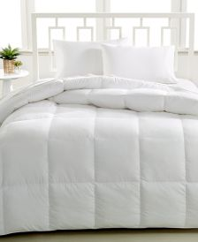 Luxe Down Alternative Full/Queen Comforter, Hypoallergenic, 450 Thread Count 100% Cotton Cover, Created for Macy's