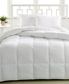 Hotel Collection Luxe Down Alternative Comforters, Hypoallergenic, 450 Thread Count 100% Cotton Cover, Created for Macy's