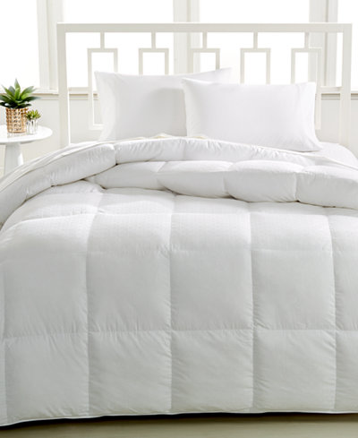 Hotel Collection Luxury Down Alternative Comforters Hypoallergenic 450 Thread Count 100