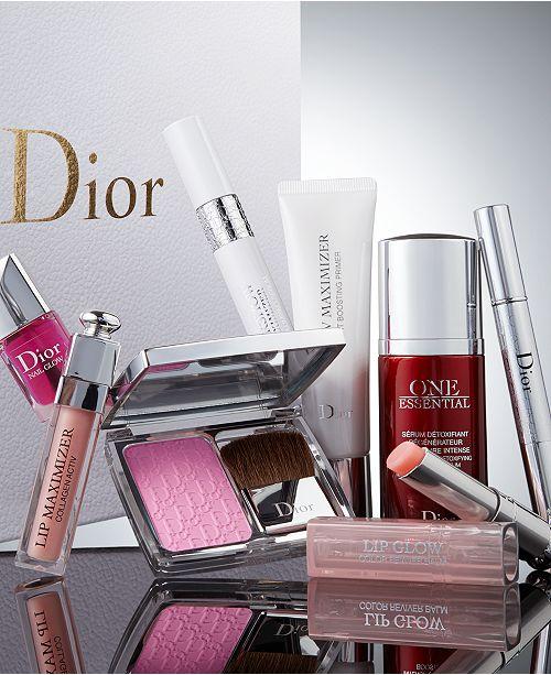... Dior Backstage Pros Gift Set ...