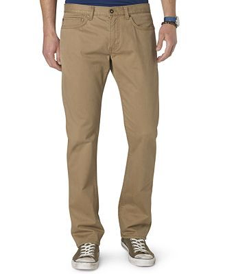 Dockers® Men's Stretch Straight Fit Jean Cut Sateen Pants D2 ...