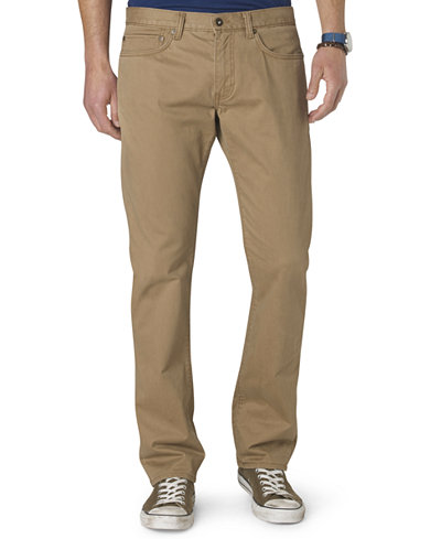 Dockers® Jean Cut Straight Fit Pants D2 - Pants - Men - Macy's