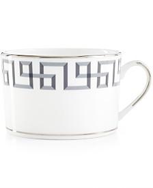 Lenox Darius Silver Tea Cup