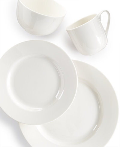 Martha Stewart Collection Kensington Whiteware Collection