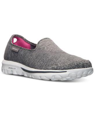 Skechers Women's GOwalk - Lead Memory Form Fit Walking Shoe from ...