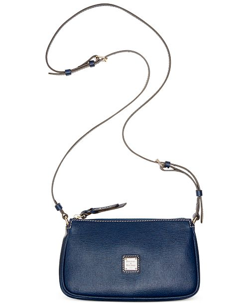 Dooney & Bourke Saffiano Leather Lexi Crossbody