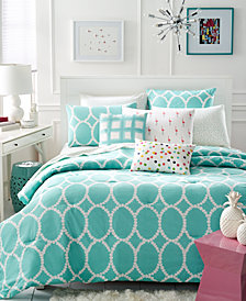 CLOSEOUT! Whim by Martha Stewart Collection Mirror Mirror Bedding Collection