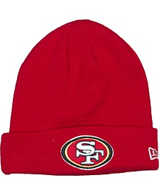 San Francisco 49ers Basic Cuff Knit Hat