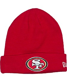 New Era San Francisco 49ers Basic Cuff Knit Hat