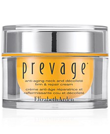 PREVAGE Anti-Aging Neck and Decollete Firm & Repair Cream, 1.7 oz