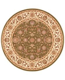 "kathy ireland Home Ephesus Anatolia 5'3"" Round Rug, Created for Macy's"