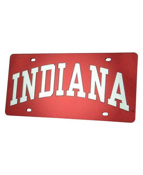 Stockdale Indiana Hoosiers Laser Tag License Plate