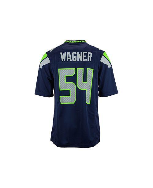 Nike Men s Bobby Wagner Seattle Seahawks Game Jersey - Sports Fan ... 09f000832