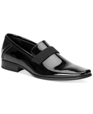 1950s Men's Clothing Calvin Klein Mens Bernard Tuxedo Shoes Mens Shoes $110.00 AT vintagedancer.com