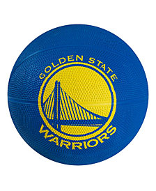 Spalding Golden State Warriors Size 3 Primary Logo Basketball