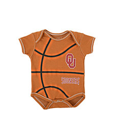 College Kids Babies' Oklahoma Sooners Basketball Bodysuit
