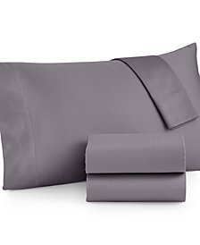 Westport Open Stock King Flat Sheet, 600 Thread Count 100% Cotton