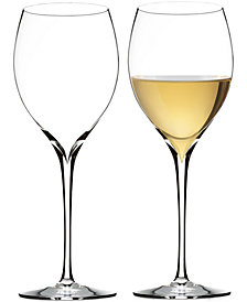Waterford Elegance Chardonnay Wine Glass Pair