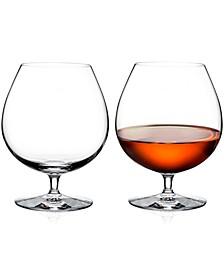 Waterford Brandy Glass Pair