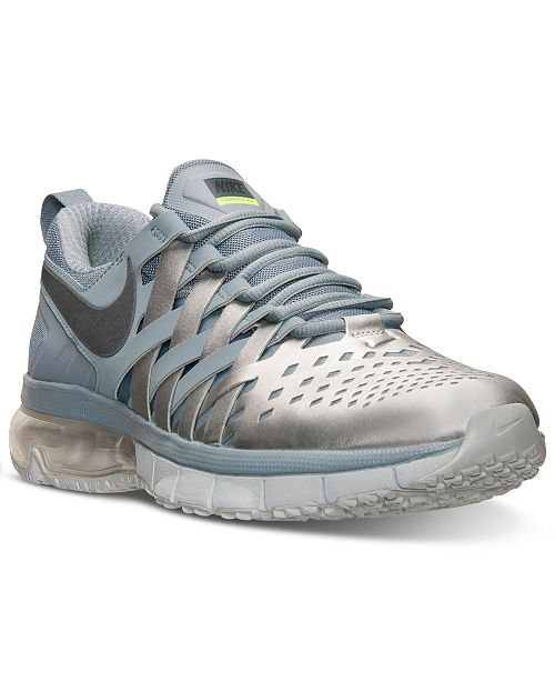 Nike Men's Fingertrap Air Max Training Sneakers from Finish Line