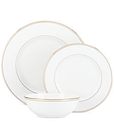 Lenox Federal Gold 3-Pc. Place Setting