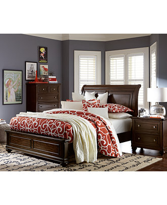 Clarkdale Bedroom Furniture, Created for Macy\'s - Furniture - Macy\'s
