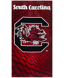 Northwest Company South Carolina Gamecocks Emblem Beach Towel