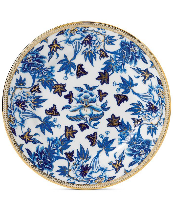Wedgwood - Hibiscus Salad Plate