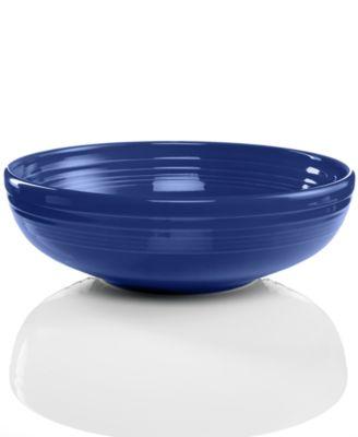 Cobalt Large Bistro Bowl
