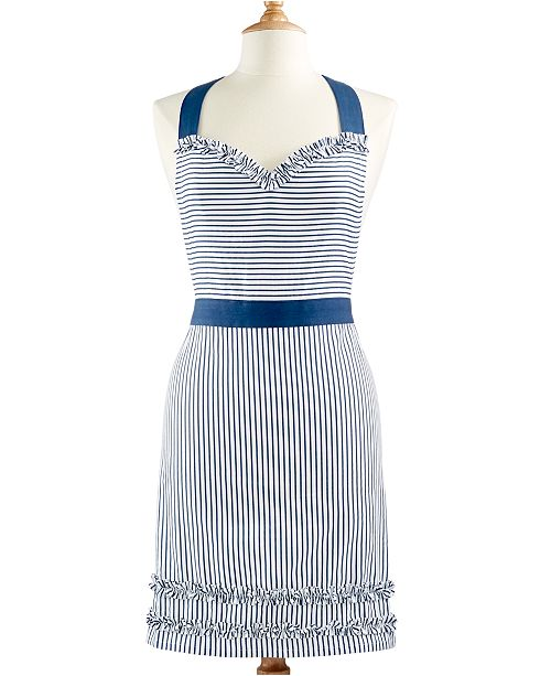 Martha Stewart Collection CLOSEOUT! Weekend Baker Apron, Created for Macy's