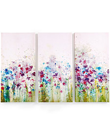 Graham & Brown Watercolor Meadow Canvas Print