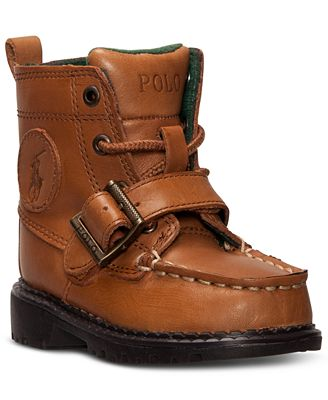 Polo Ralph Lauren Toddler Girls Ranger Hi Boots from