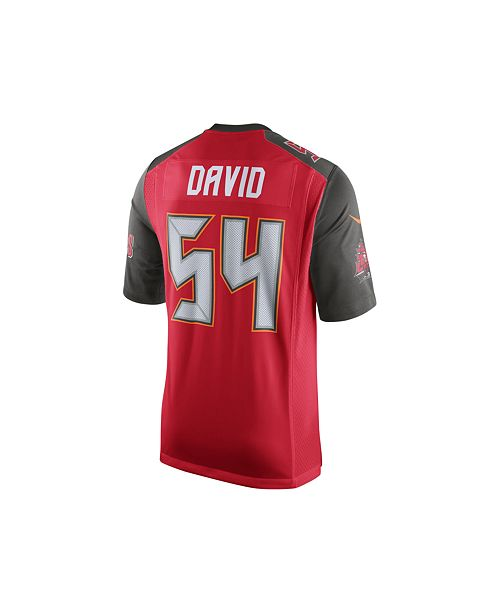 2fa51c4c85f Nike Men's Lavonte David Tampa Bay Buccaneers Game Jersey & Reviews ...