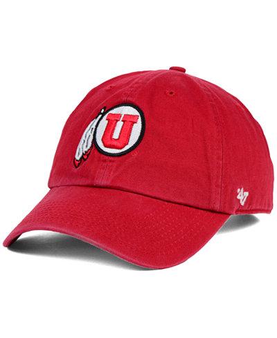 '47 Brand Utah Utes Clean-Up Cap