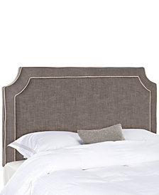 Corinth Upholstered Headboard - Full, Quick Ship