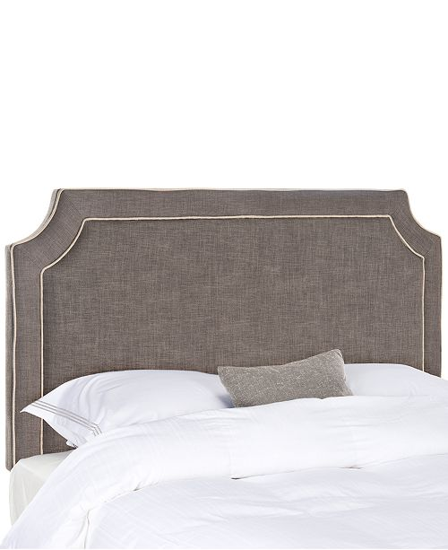 Safavieh Corinth Upholstered Headboard - Queen