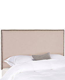 Sona Upholstered Full Headboard, Quick Ship