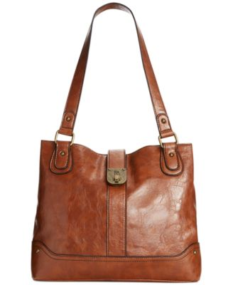Image of Style& Co. Twistlock Tote, Only at Macy's