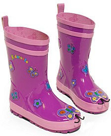 """Butterfly"" Rain Boots"