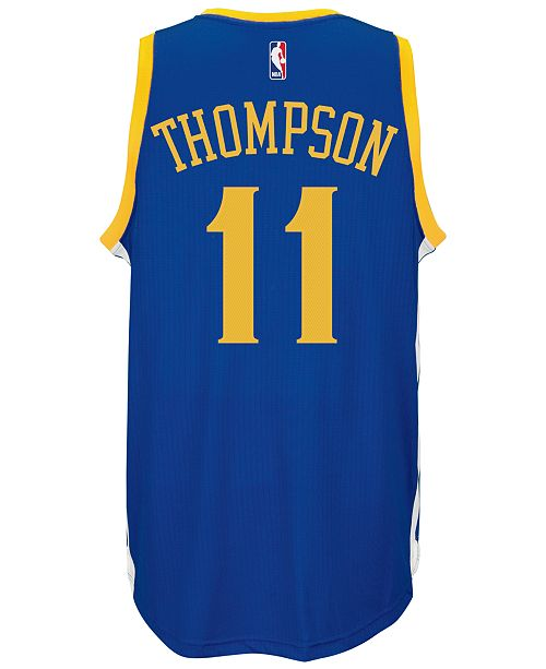 premium selection 954b7 55420 adidas Men's Klay Thompson Golden State Warriors Swingman ...