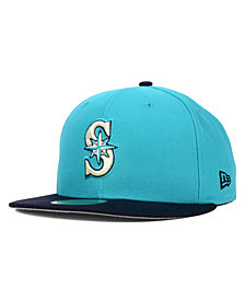 New Era Seattle Mariners MLB Cooperstown 59FIFTY Cap